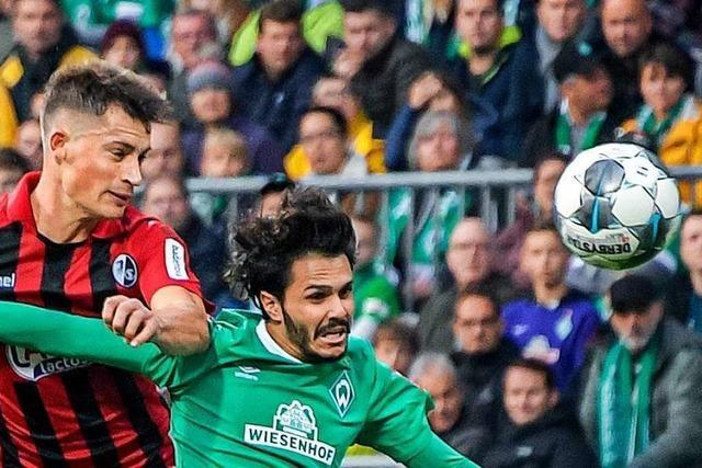 SC-Trainer Streich lobt Gegner Bremen – und dessen Coach