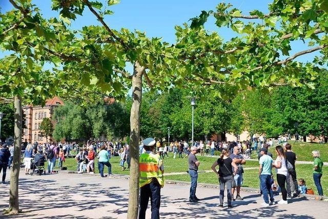 Am Wochenende sind in Offenburg fünf Versammlungen geplant