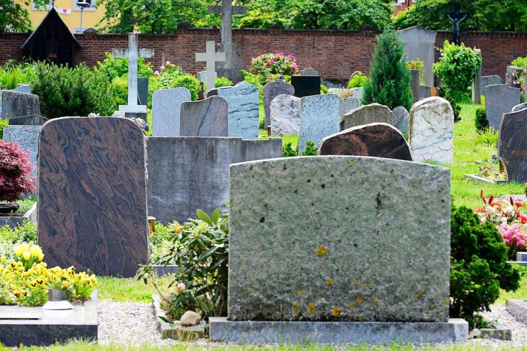 Der Hauptfriedhof in Freiburg  | Foto: Ingo Schneider