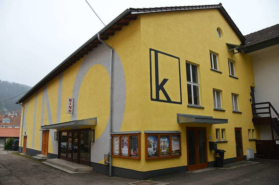 Das Kommunale Kino in Kandern (Archivbild)  | Foto: Victoria Langelott