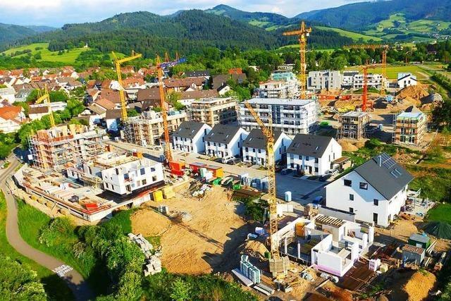 Corona vereitelt Wohnbaupläne der Gemeinde Kirchzarten