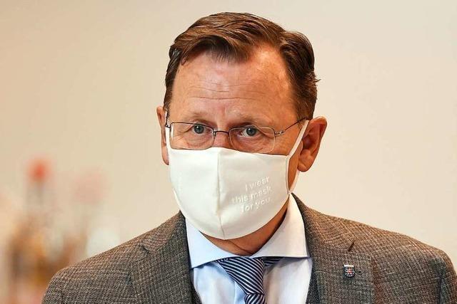 Thüringen will allgemeine Corona-Beschränkungen beenden