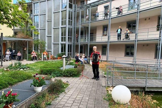 Der Corona-Frust nimmt auch bei den Senioren in Weil am Rhein zu