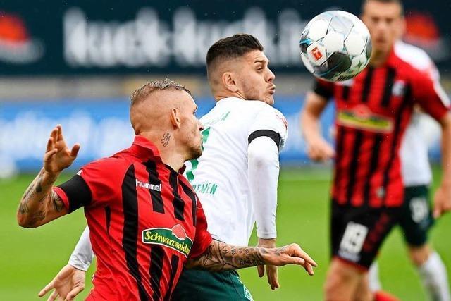 Viel Druck, aber wenig Zwingendes: SC Freiburg verliert gegen den Tabellensiebzehnten