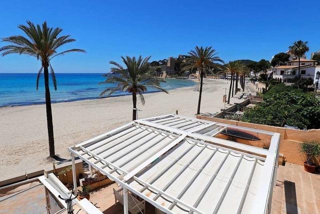 Spanien will im Juli seine Grenzen für ausländische Touristen öffnen