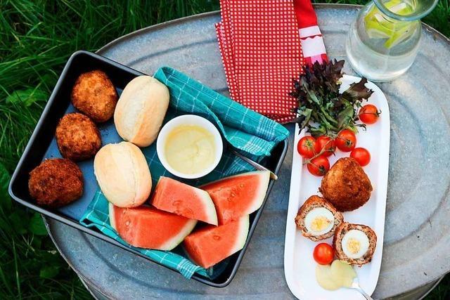 Abenteuer mit Korb: Mal richtig gut picknicken
