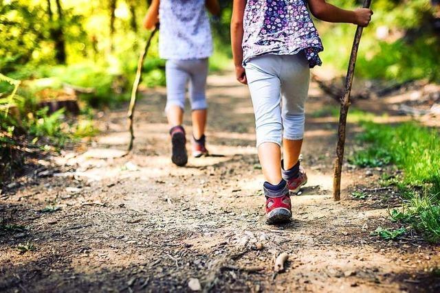 10 Erlebnispfade für Familien mit Kindern in Baden