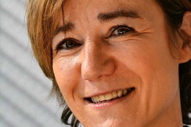 Pascale Schmidiger ist neue Bürgermeisterin von Saint-Louis
