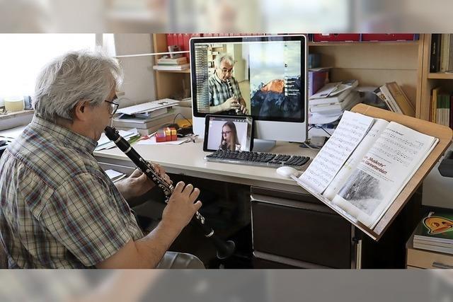 Musikunterricht in Corona-Zeiten