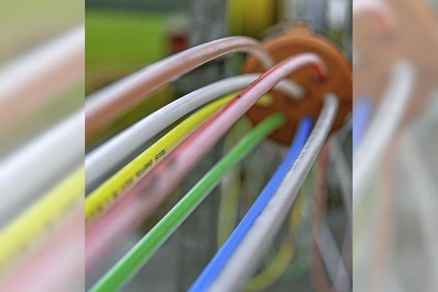 1,5 Millionen Euro für schnelleres Internet