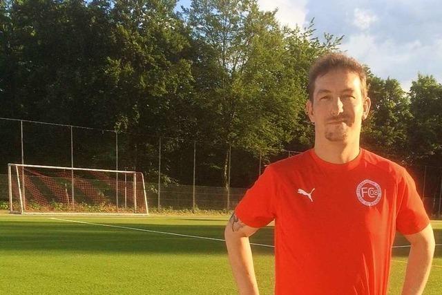 Kreisligist FC 08 Bad Säckingen trainiert mit vielen Einschränkungen
