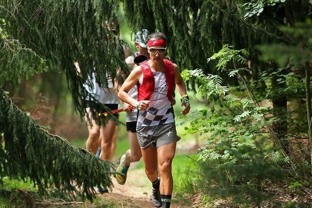 Rekord im Schwarzwald: Triathlet Jörg Scheiderbauer läuft 285 Kilometer in 47:15 Stunden