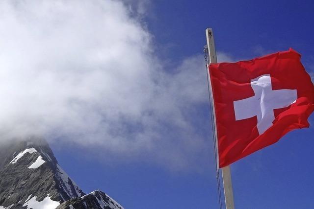 Deutlich weniger Umsatz in Schweizer Gaststätten