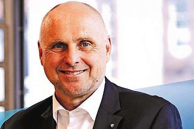 64 Prozent der Stimmen – Schlatterer bleibt Oberbürgermeister in Emmendingen