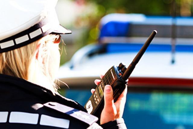 Wie die Polizei im Landkreis Lörrach nach Vermissten sucht