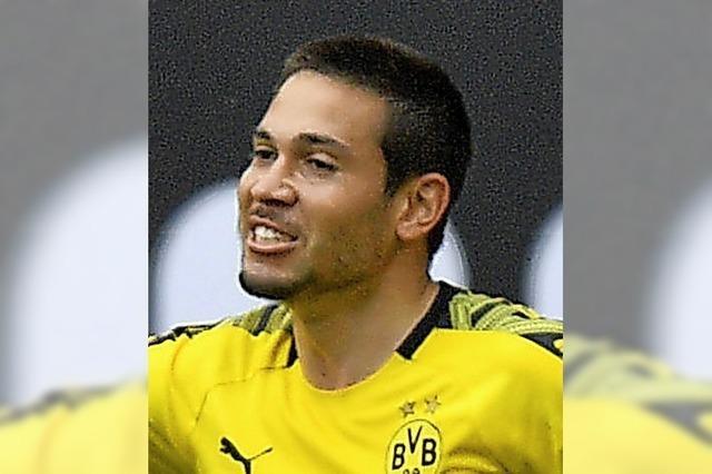 Guerreiro ist der neue BVB-Torjäger