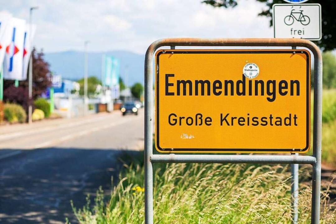 Emmendingen hat gewählt.  | Foto: Philipp von Ditfurth (dpa)