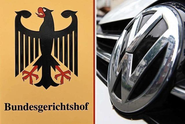 BGH gibt Diesel-Kläger recht: VW muss Schadenersatz zahlen