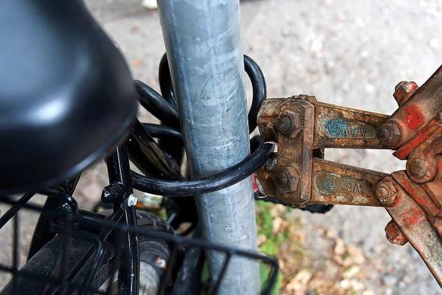 Jugendliche sollen Fahrräder in der Freiburger Innenstadt geklaut haben