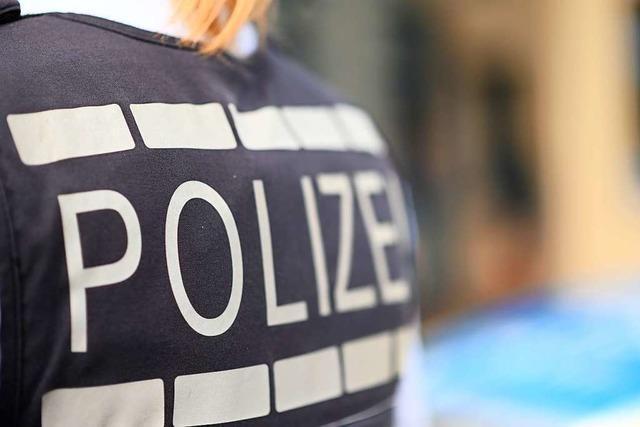 Vier Menschen werden bei einem Unfall in Lörrach verletzt