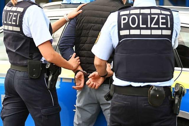Die Polizei sucht Zeugen einer sexuellen Belästigung in Lörrach