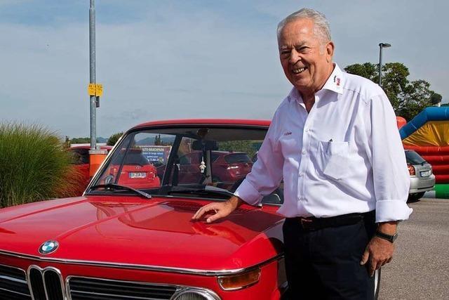 Warum Peter Ehrler auch nach 10 Jahren im Ruhestand noch immer Autos verkauft