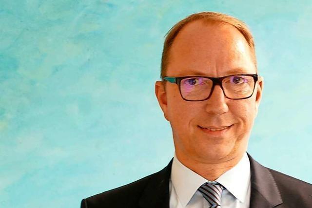 Die Agentur für Arbeit in Lörrach ist ein Leuchtturm, sagt Andreas Finke