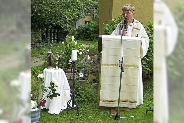 Fest der Heiligen Rita