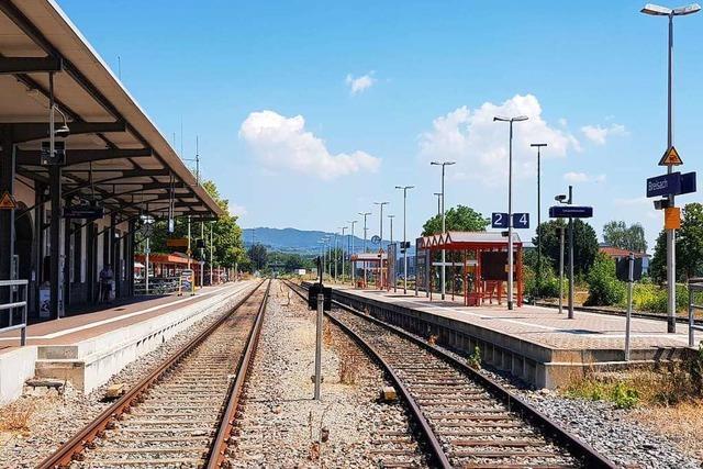 Freiburg und Colmar sollen ohne Umstieg verbunden werden
