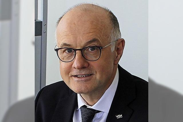 Hochschule bekommt neuen Rektor
