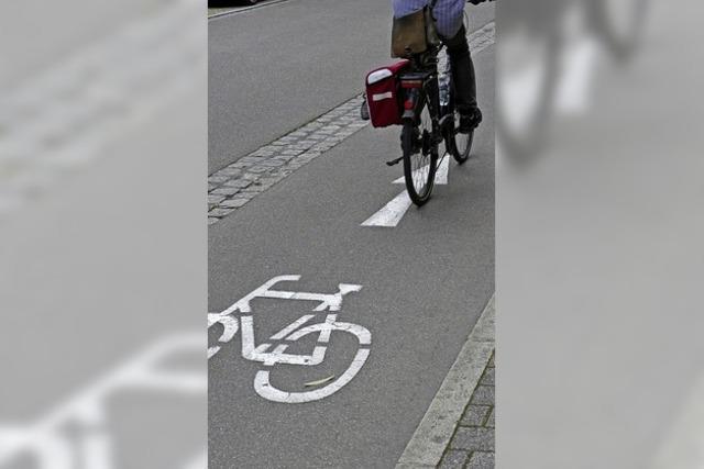 Grüne: Radwegplanung überdenken