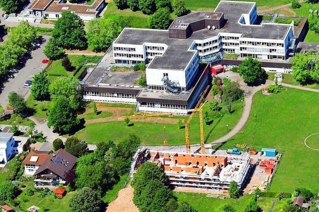 Bauarbeiten für den Gesundheitscampus in Bad Säckingen haben begonnen