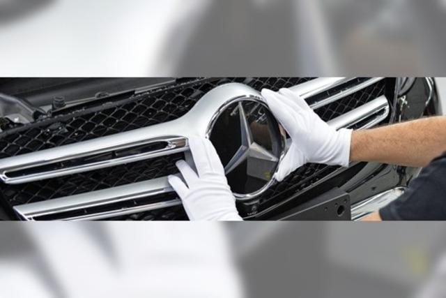 Daimler will klimaneutral produzieren
