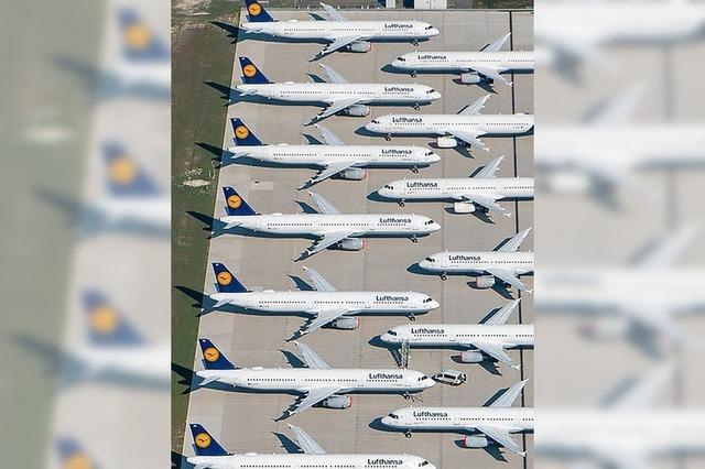 Lufthansa-Rettung steht