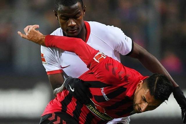 Gegen Frankfurt will der SC Freiburg seine Chancen verwerten