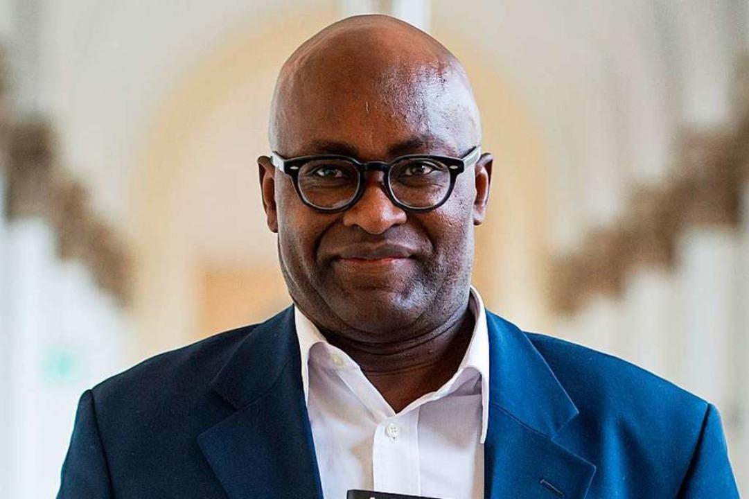 Die Debatte um Achille Mbembe, hier 20...n internationale Dimensionen erreicht.  | Foto: Matthias Balk
