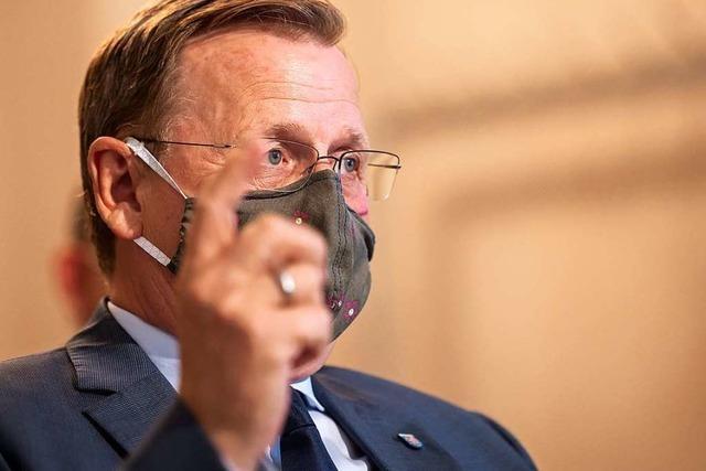 Thüringens Ministerpräsident verteidigt sein Vorpreschen bei Lockerungen