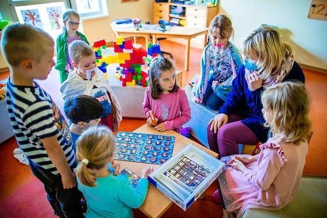 Mehr Outdoor bei der Kinderbetreuung zu Coronazeiten wagen