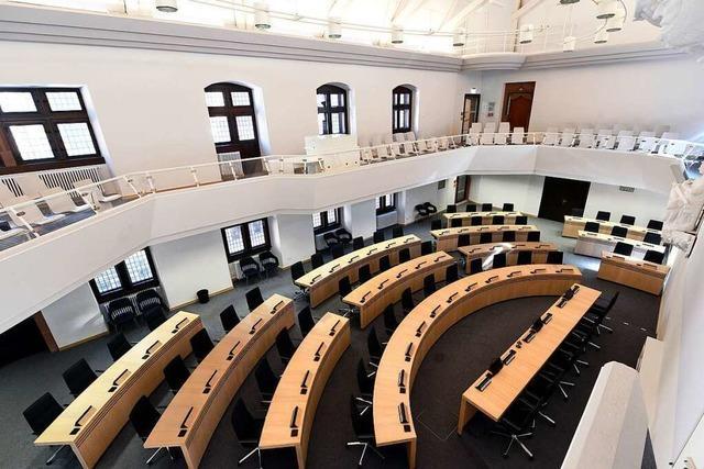 Freiburger Rat tritt zum ersten Mal seit Beginn der Krise zusammen