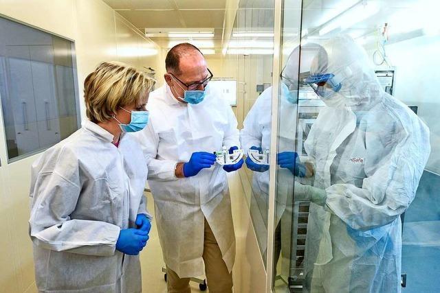 16,3 Millionen Euro für Freiburger Hersteller von Sars-CoV-2-Tests