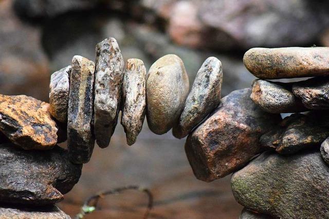 Markus Preußler hat die Geduld von den Steinen gelernt
