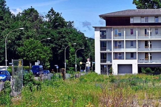 Stadtbau will in Freiburg-Mooswald 67 Wohnungen bauen