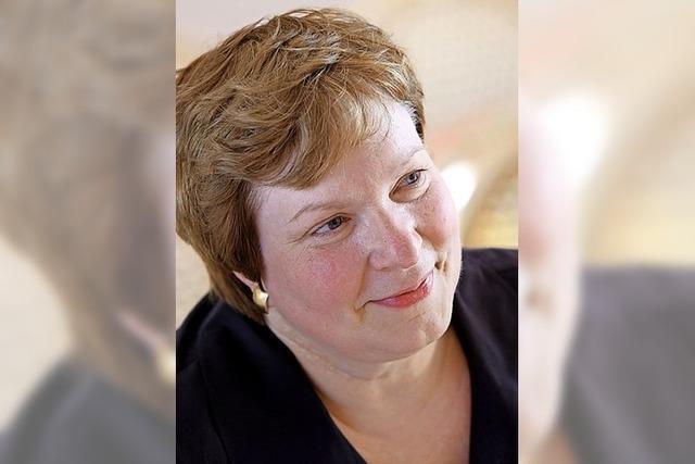 Sibylle Laurischk war eine streitbare Liberale