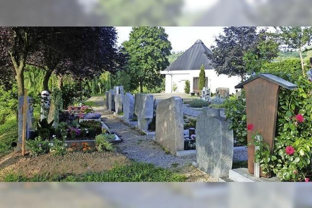 Ein neues Konzept für den Friedhof