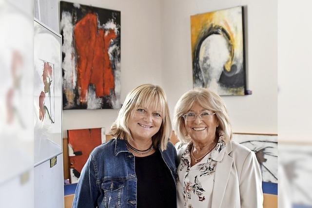 Zwei Generationen, eine Ausstellung