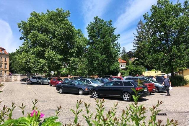 Stadt Lahr hofft auf Ärztehaus über neuer Parkpalette an der Turmstraße