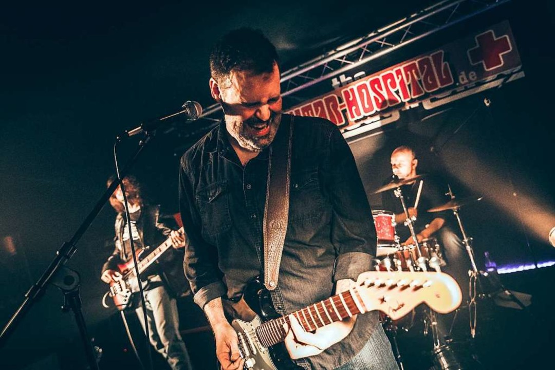 Die Andreas Diehlmann Band  will  mit ...endem Texas Blues nach Durbach kommen.  | Foto: Promo
