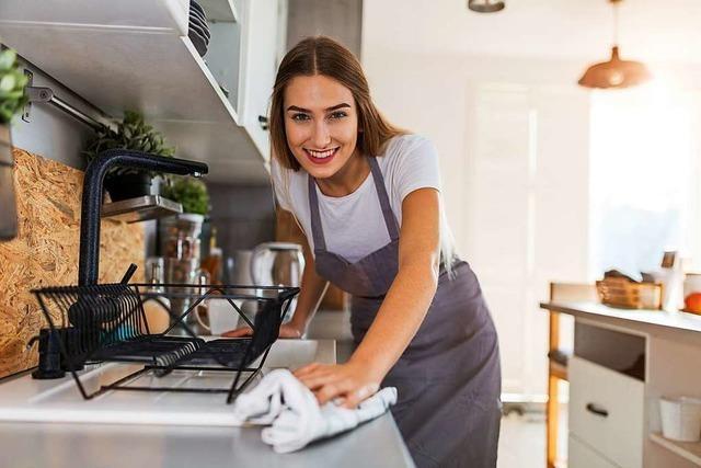 Die besten Putztricks für die Küche