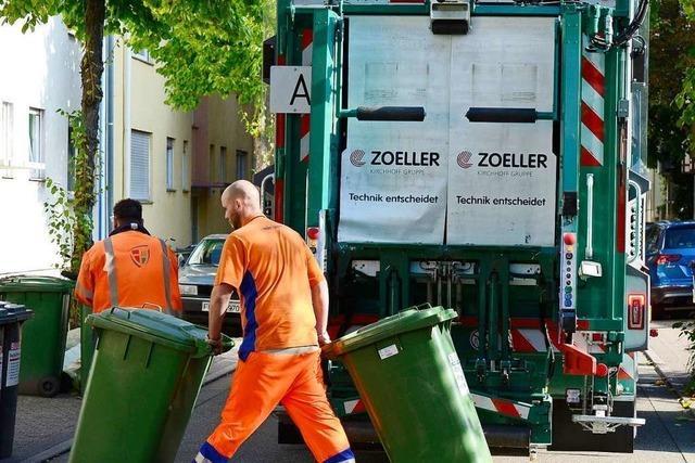 Anwohner kündigt Schritte gegen neues Freiburger Müllabfuhrkonzept an