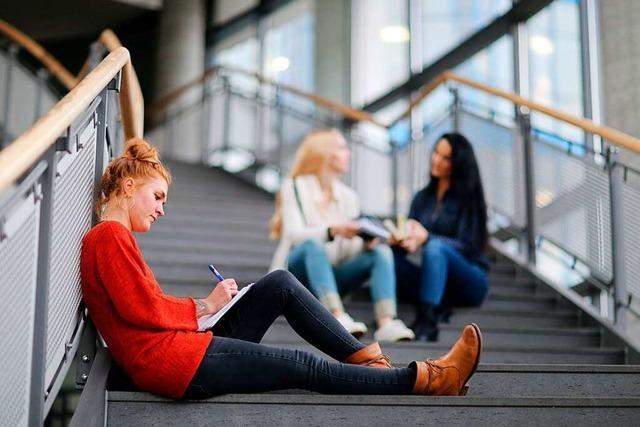 Neues Förderprogramm soll Studierende der Uni Freiburg unterstützen